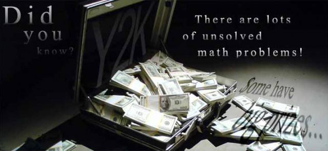 We Use Math » Unsolved Math Problems